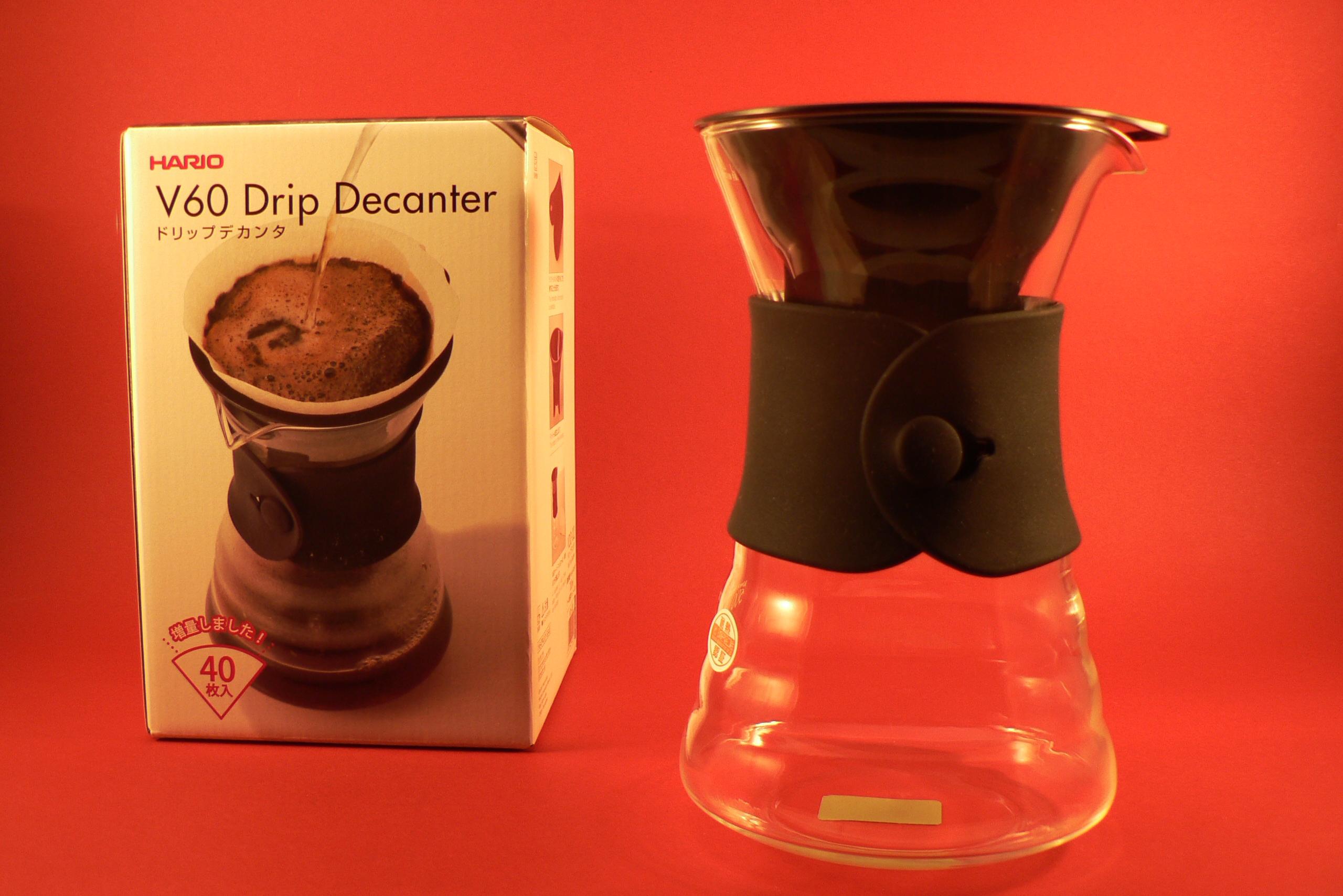 Hario V60 Drip Decanter (VDD-02B) Dekanter pro filtrovanou kávu