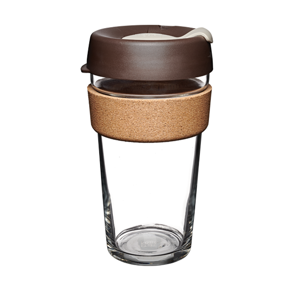 KeepCup Brew Cork Almond 454 ml