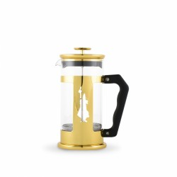 French press Bialetti panáček zlatý - 350 ml