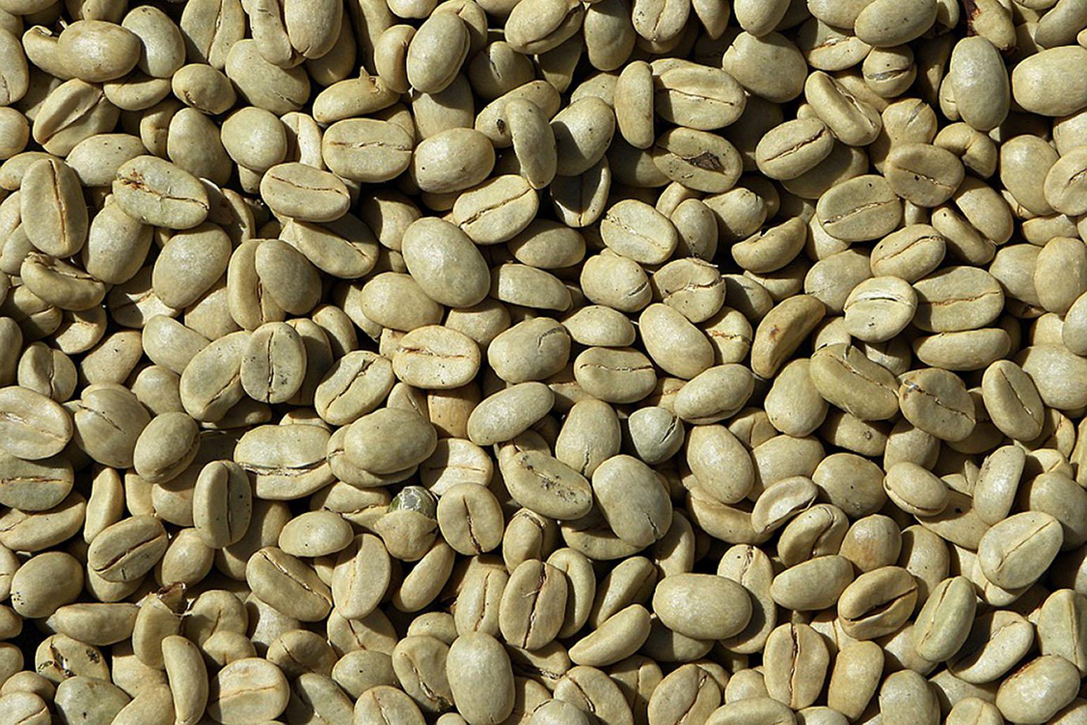 Zelená káva - Columbia Supremo 250 g