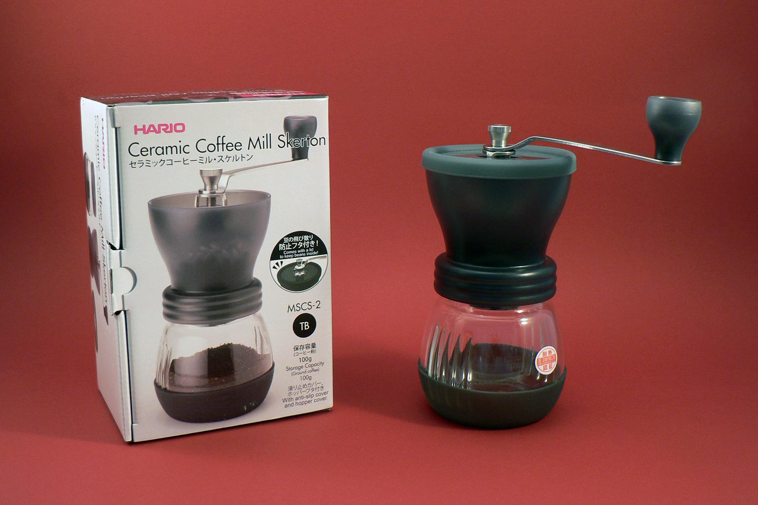 Mlýnek na kávu HARIO Skerton Kávomlýnek HARIO Skerton