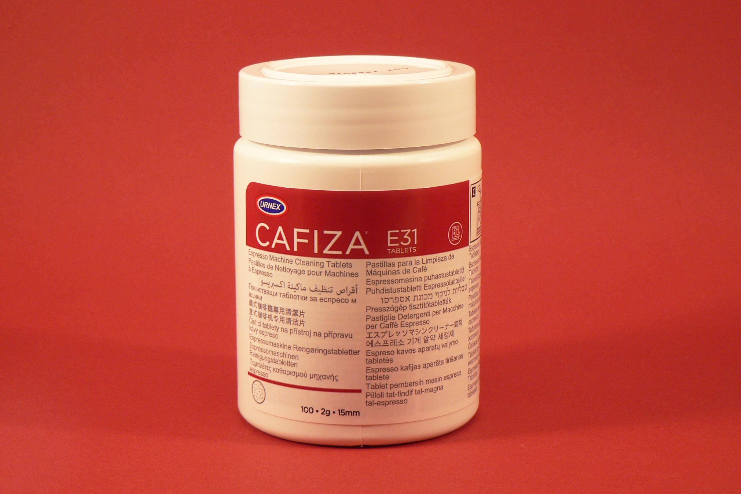 Urnex Cafiza tablety - 100 ks Tablety na čištění automatických kávovarů 100 ks
