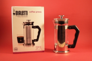 French press Bialetti nápis - 350 ml