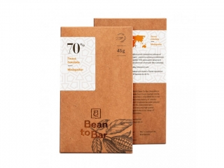 Janek - 70% Bean to bar hořká čokoláda – Madagaskar