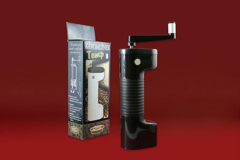 Lodos temp - mlýnek na kávu